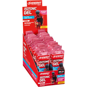 Enervit Isotonic Energiageeli 24x60ml, raspberry
